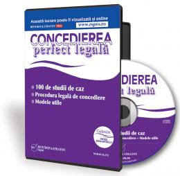 Concedierea perfect legala - CD