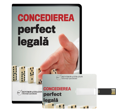 Concedierea perfect legala - CD