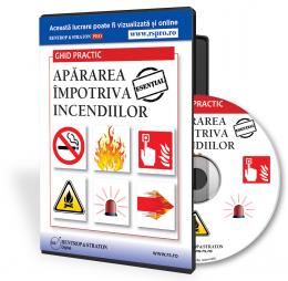 CD Apararea Impotriva Incendiilor - Ghid Practic