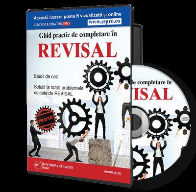 Ghid practic de completare in REVISAL - CD