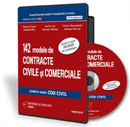 142 modele de contracte civile si comerciale conform noului Cod civil