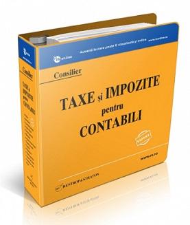 Consilier Taxe si Impozite pentru Contabili + 12 actualizari