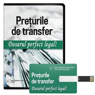 Preturile de transfer. Dosarul perfect legal!