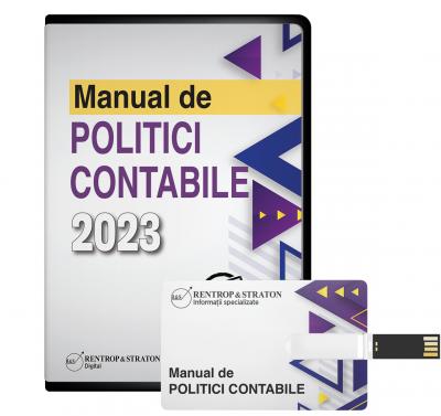 Manual de politici contabile 2014