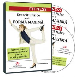 Fitness - Exercitii pentru o forma maxima