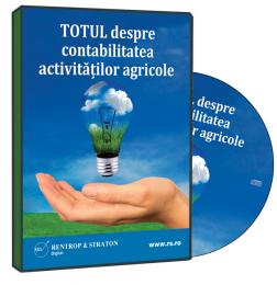CD Totul despre contabilitatea activitatilor agricole