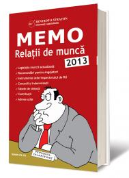 Memo - Relatii de munca