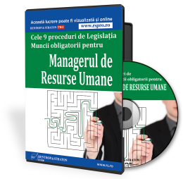 Cele 9 proceduri de Legislatia Muncii obligatorii pentru Managerul de Resurse Umane