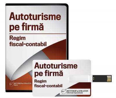 Autoturisme pe firma  Regim fiscal-contabil