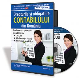 Description: Drepturile si obligatiile contabilului din Romania