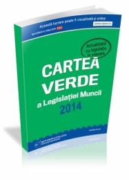 Cartea Verde a Legislatiei Muncii (varianta tiparita)