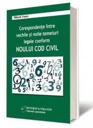 Corespondente intre vechile si noile temeiuri legale conform noului Cod civil