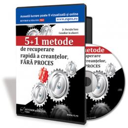 5+1 metode de recuperare rapida a creantelor, fara proces