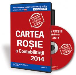CD Cartea Rosie a Contabilitatii