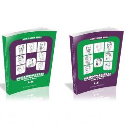 Personalitati ale arhitecturii romanesti - 2 volume