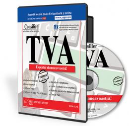 CD Consilier TVA