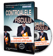 Proceduri fiscale obligatorii privind controlul antifrauda si inspectia fiscala