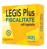 Soft legislativ Legis PLUS Fiscalitate