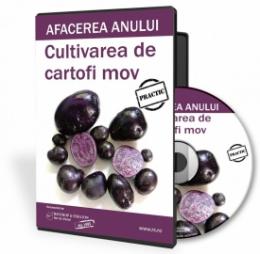 Afacerea anului: cultivarea de cartofi mov