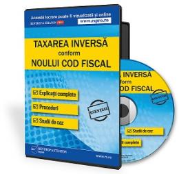 Taxarea inversa conform Noului Cod fiscal