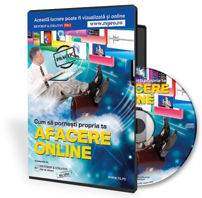Magazin Online - cum sa pornesti propria ta afacere online