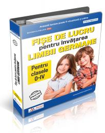 Culegere pentru invatarea limbii germane – Fise de lucru practice clasele 0-IV