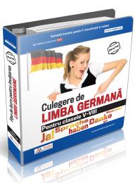 Culegere de limba germana. Clasele V-VIII