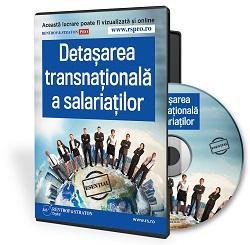 CD Detasarea transnationala a salariatilor
