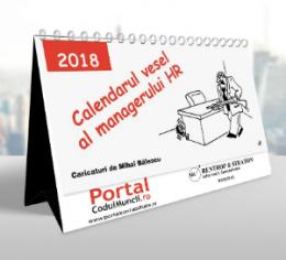 Calendarul Vesel al Managerului HR 2018