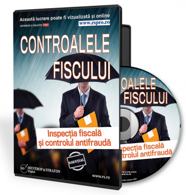 Controalele fiscului  Inspectia fiscala si controlul antifrauda