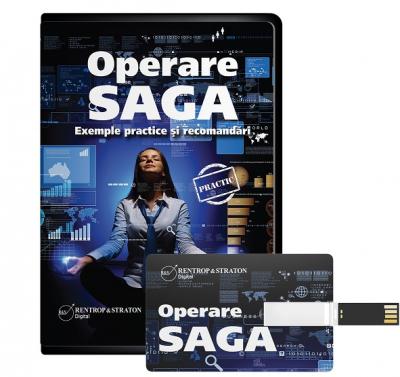 Operare SAGA. Exemple practice si recomandari
