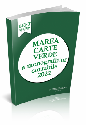 Marea Carte Verde a Monografiilor Contabile 2019  var tiparita