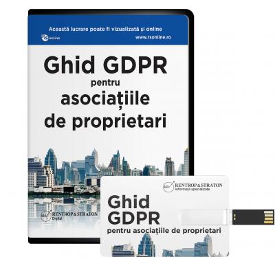 Ghid de protectia datelor pentru asociatiile de proprietari