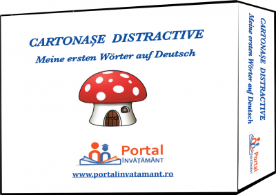 257 de cartonase distractive in limba germana
