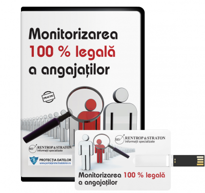Monitorizarea 100  legala a angajatilor