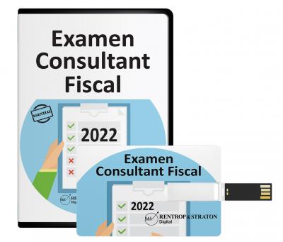 Examen Consultant Fiscal 2021