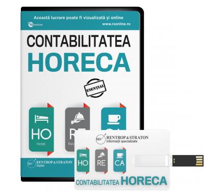 Contabilitatea HORECA  Monografii contabile si cazuri practice