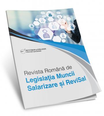 Revista Romana de Legislatia Muncii, Salarizare si ReviSal