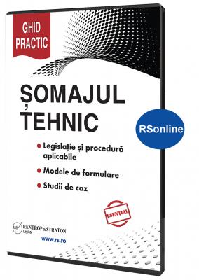 Ghid Practic  Somajul Tehnic 2021 - varianta RsOnline