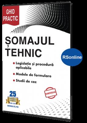 Ghid Practic  Somajul Tehnic - varianta RsOnline