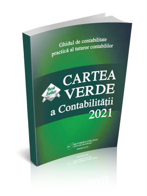 Cartea verde a Contabilitatii  varianta online