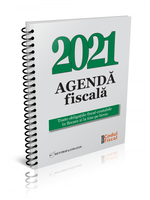 Agenda fiscala 2021