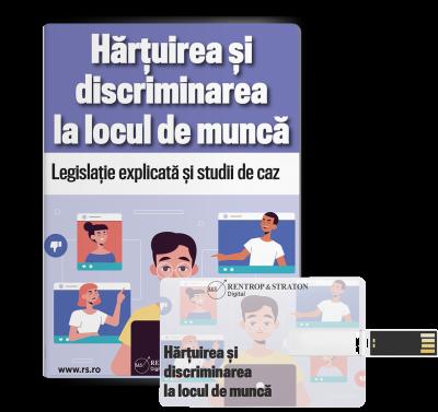 Hartuirea si discriminarea la locul de munca in 2021