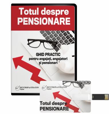 Totul despre pensionare  Ghid practic pentru angajatori  angajati si pensionari
