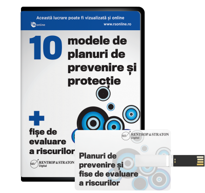 Modele evaluarea riscurilor SSM si Planuri de prevenire si protectie