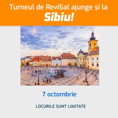 Atelierul de ReviSal - Sibiu, 7 octombrie