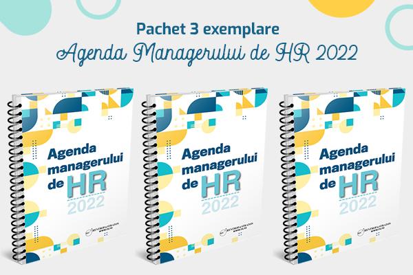 Agenda Managerului de HR 2022