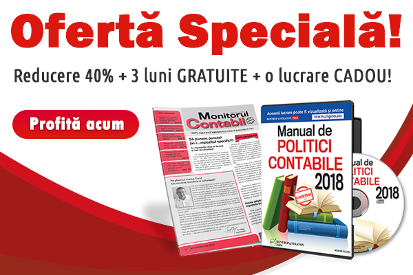 Oferta Contabila: Reducere 40% + CADOU!