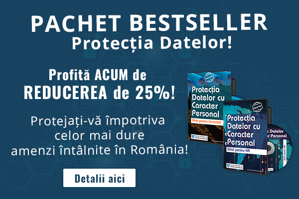 Regulament General privind Protectia Datelor Personale