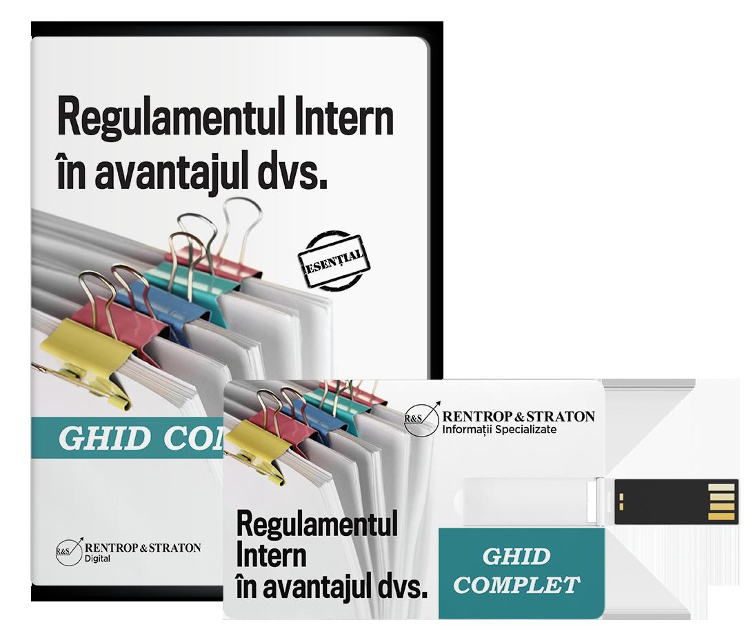 Regulamentul intern in avantajul dvs. Ghid complet.